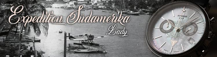 Junkers Expedition Südamerika Lady